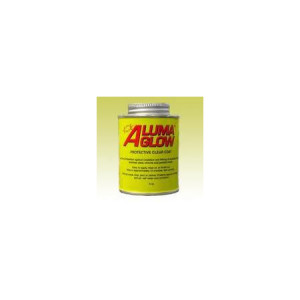 Aluma Glow Protective Clear Coat for Metals