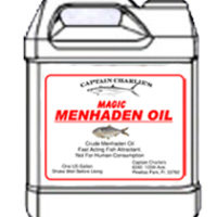 Captain Charlie's Magic Menhaden Oil
