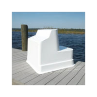 "Captain Charlie's 35"" High Center Console with Front Seat"