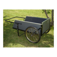 Wooden Dock Cart