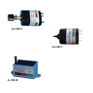 timers and switches for aerator
