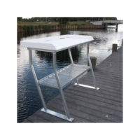 Captain Charlie's Four Leg Fish Cleaning Table