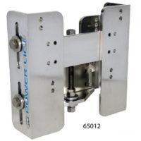 CMC Manual Jack Plate 5 inch setback