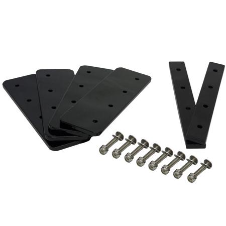 No-Drill Clamp Set