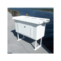 Captain Charlie's Fiberglass Fish Cleaning Station