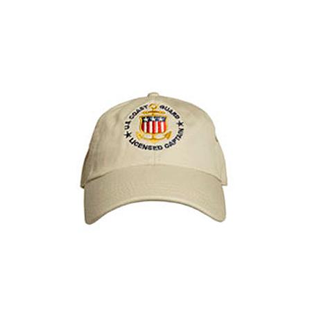 2d7e949b3 USCG Licensed Captain Hat | Boaters Catalog