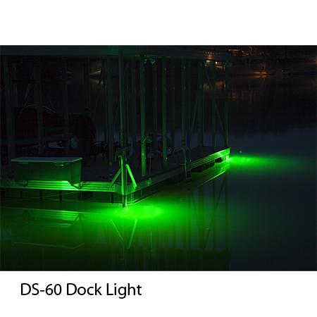 Hydro Glow Fishing Lights - Off the Dock