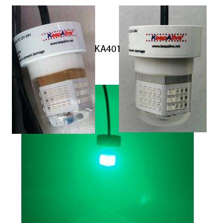 KA401 Green Fishing Light