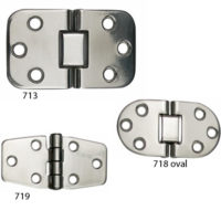 Stainless Steel Butt Hinges