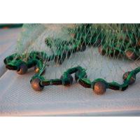 Humpback Cast Net - Bait Net 1/2 inch sq mesh - Ballyhoo