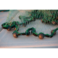 Humpback Cast Net - Minnow Net 1/4 inch sq mesh