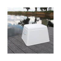 Captain Charlie's Heavy Water Deluxe Step Box with Storage