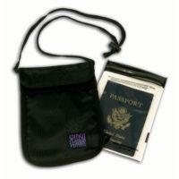 USCG License and Passport Splash Caddy