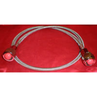 Flexible Oxygen Trans-fill With Slow Filling Orifices