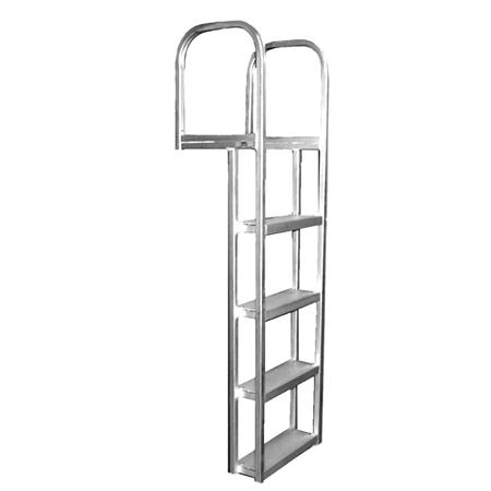 Stair Tread Style Dock Ladders