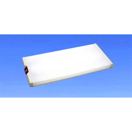 Thin-Lite model 742 recessed fluorescent lighting fixture - Boaters ...