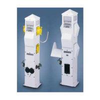Slim Line Dockside Electrical Pillars