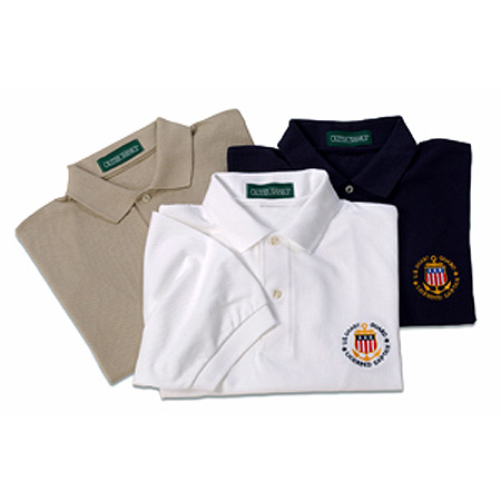 USCG Licensed Captain Polo Shirt