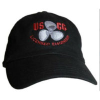 USCG Licensed Engineer Hat
