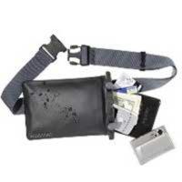 USCG Passport License Waterproof Cover with Waist Belt