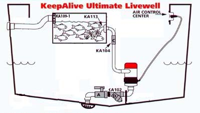 Installing Your Livewell or Baitwell | Boaters CatalogBoaters Catalog